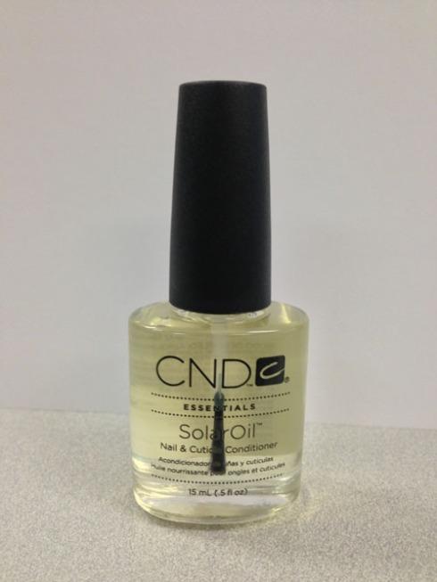 CND Bottle