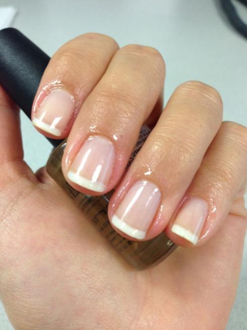 Nails w-oil