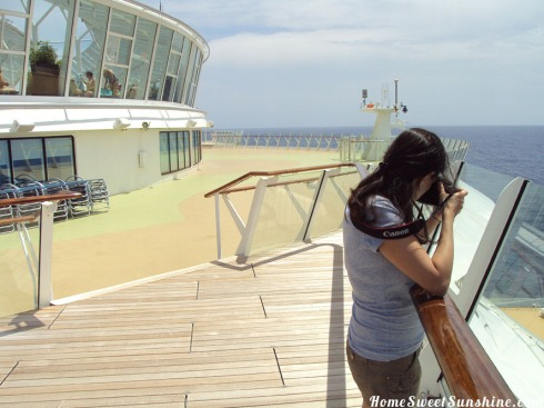 Oasis of The Seas Jany Camera