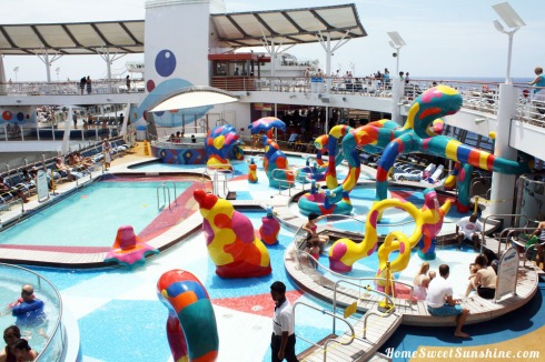 Oasis of The Seas Kids Pool-2