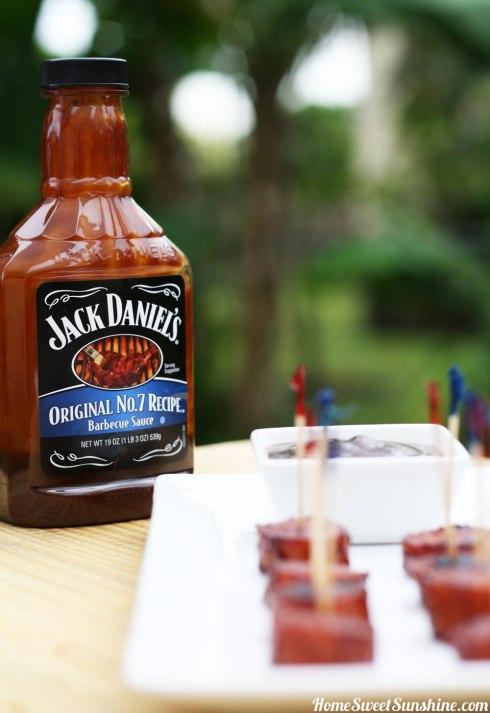 Jack Daniels BBQ Appetizer 4