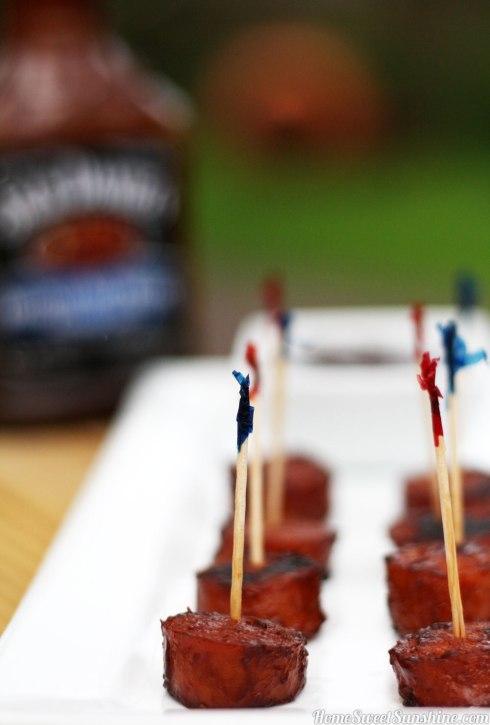 Jack Daniels BBQ Appetizer 5